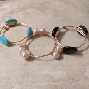 Bourbonandboweties bracelets